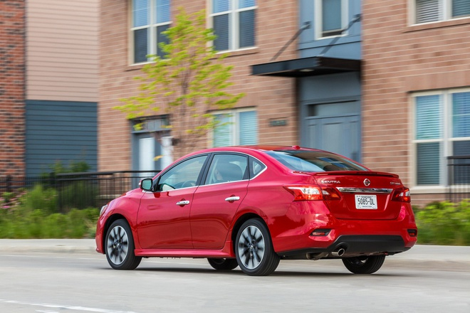 Nissan Sentra 2019 them tinh nang, gia tu 17.790 USD hinh anh 7