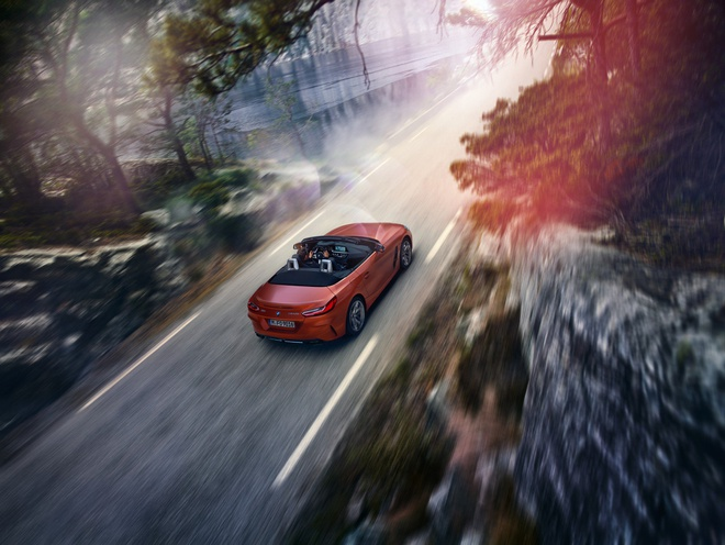 BMW Z4 M40i 2019 he lo hinh anh noi that hinh anh 1