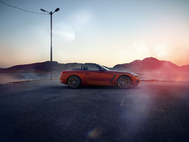 BMW Z4 M40i 2019 he lo hinh anh noi that hinh anh 2