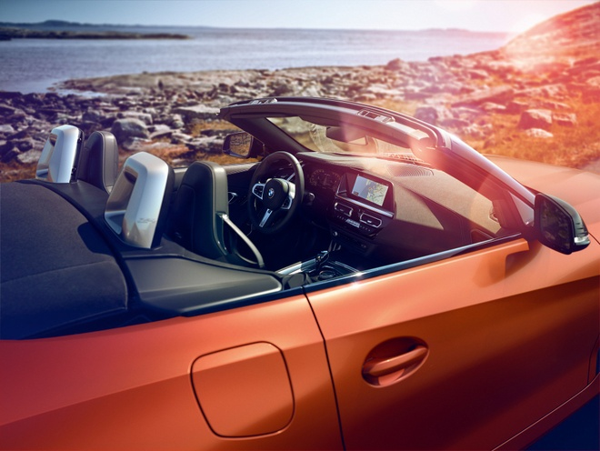 BMW Z4 M40i 2019 he lo hinh anh noi that hinh anh 4