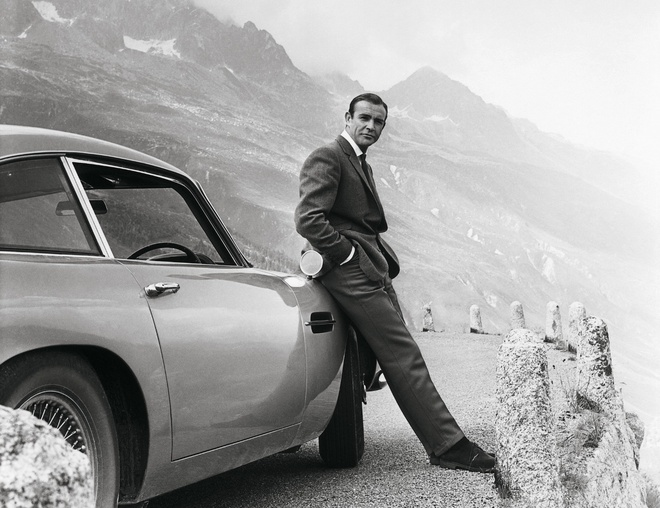 Aston Martin hoi sinh sieu xe James Bond va ban voi gia 3,5 trieu USD hinh anh
