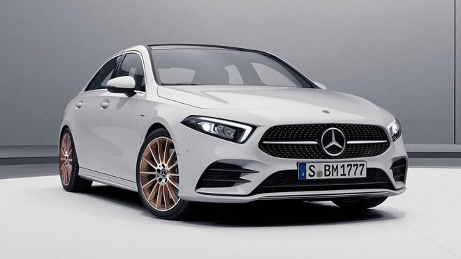 Mercedes A-Class 2019 gia khoi diem hon 35.000 USD hinh anh