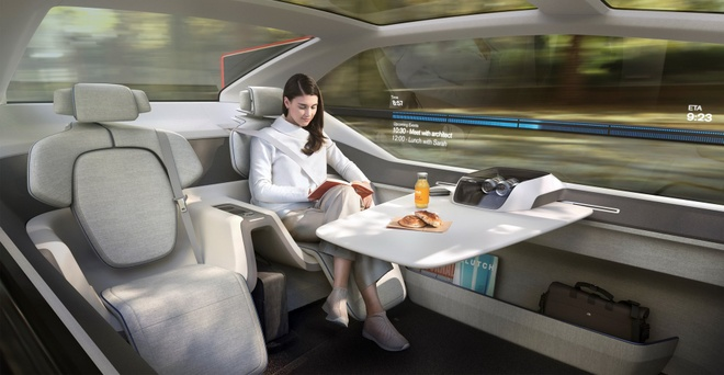 Concept 'phi co mat dat' cua Volvo hinh anh 2