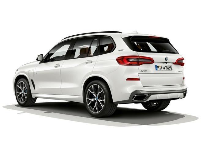 BMW X5 2019 co ban hybrid manh hon, ngon 2,1 lit/100 km hinh anh 2