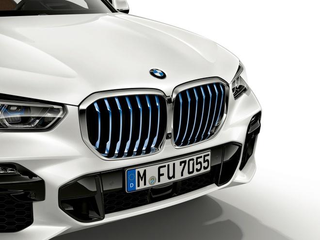 BMW X5 2019 co ban hybrid manh hon, ngon 2,1 lit/100 km hinh anh 5