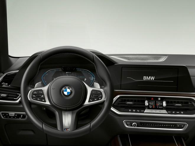 BMW X5 2019 co ban hybrid manh hon, ngon 2,1 lit/100 km hinh anh 6