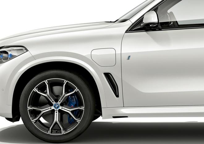 BMW X5 2019 co ban hybrid manh hon, ngon 2,1 lit/100 km hinh anh 7