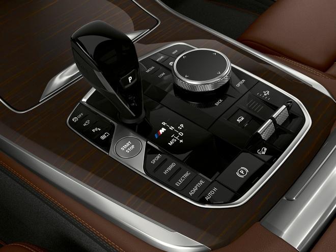 BMW X5 2019 co ban hybrid manh hon, ngon 2,1 lit/100 km hinh anh 4