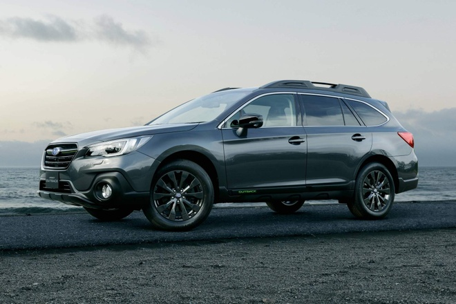 Subaru Outback ban dac biet ky niem 60 nam hinh anh 1