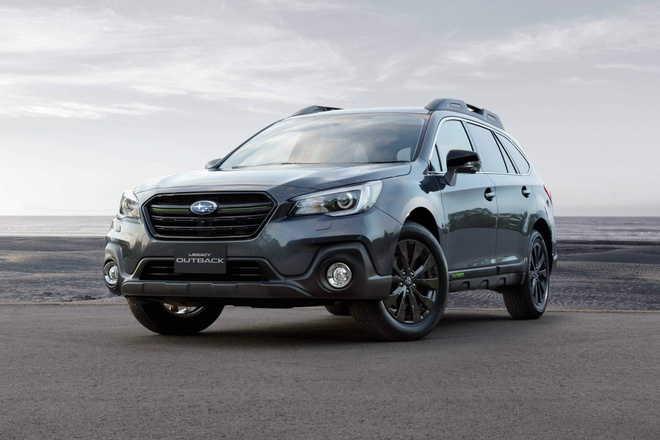 Subaru Outback ban dac biet ky niem 60 nam hinh anh