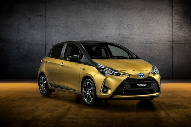 Toyota Yaris them chat the thao voi ban GR Sport hinh anh 5
