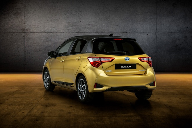Toyota Yaris them chat the thao voi ban GR Sport hinh anh 6