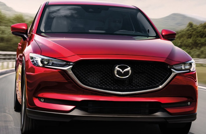Mazda CX-5 2019 co the them dong co tang ap hinh anh