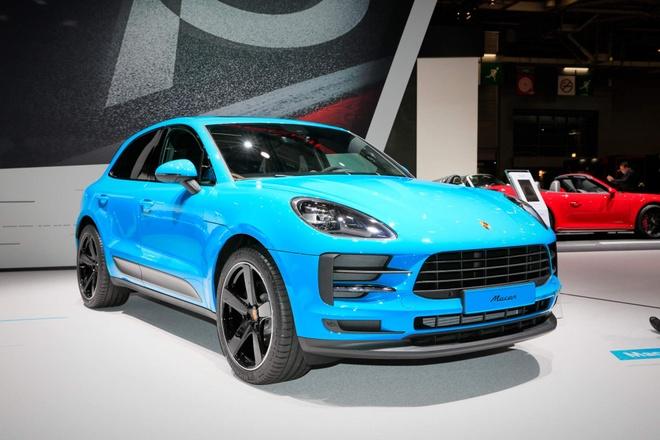 Porsche mang SUV ban chay nhat den Paris Motor Show hinh anh