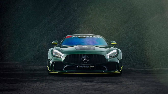 Mercedes-AMG GT than boc vinyl dac biet hinh anh 2