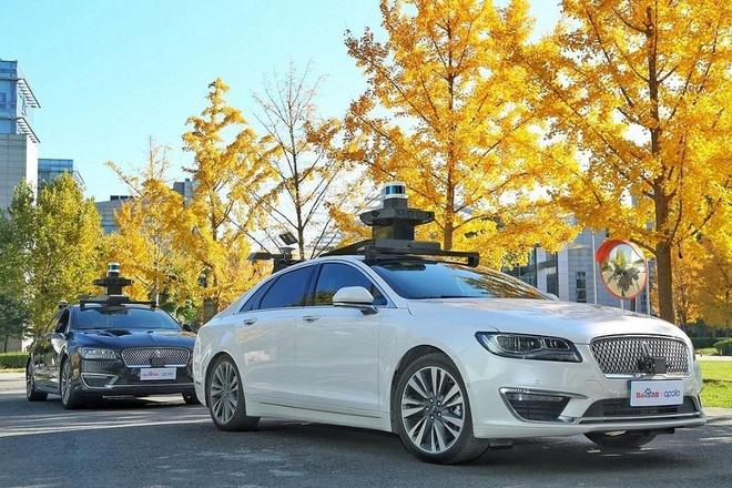 Ford va Baidu sap thu nghiem xe tu lai tai Trung Quoc hinh anh 1
