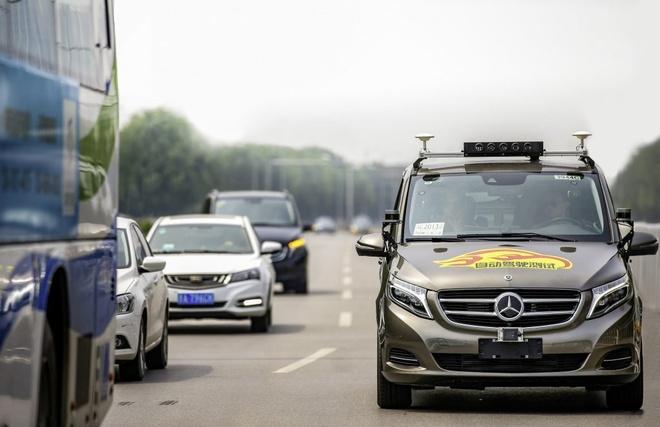 Ford va Baidu sap thu nghiem xe tu lai tai Trung Quoc hinh anh 7