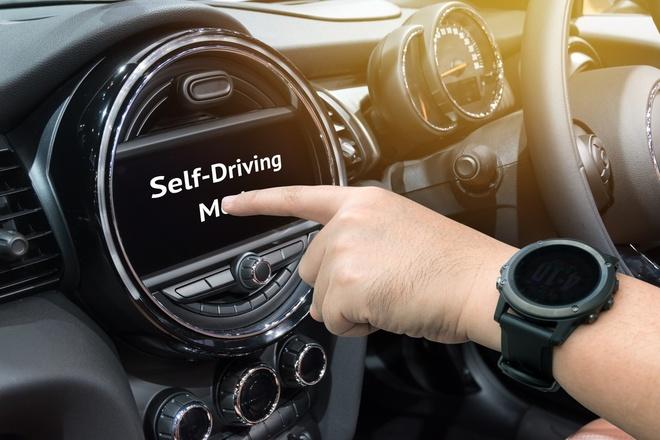 Ford va Baidu sap thu nghiem xe tu lai tai Trung Quoc hinh anh