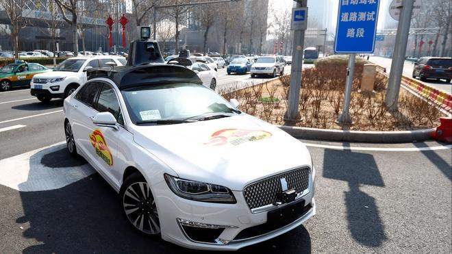 Ford va Baidu sap thu nghiem xe tu lai tai Trung Quoc hinh anh 5