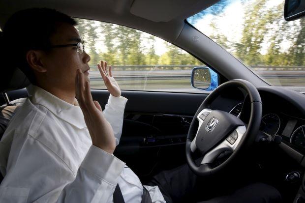 Ford va Baidu sap thu nghiem xe tu lai tai Trung Quoc hinh anh 3