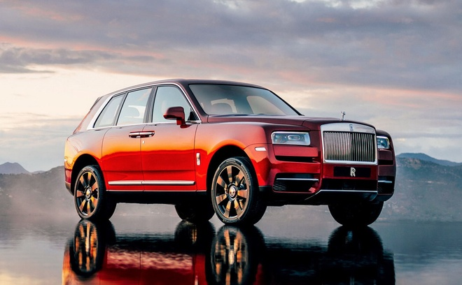Sieu SUV Cullinan cua Rolls-Royce bat dau den tay khach hang hinh anh 7