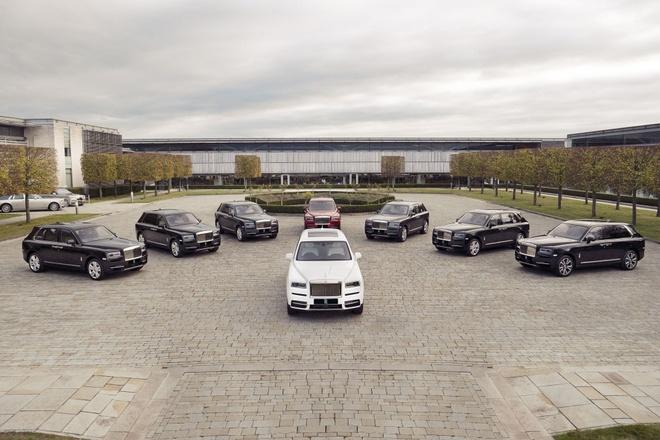 Cullinan mới là một trong những mẫu xe siêu sang đáng mong đợi nhất của Rolls-Royce trong nhiều thập kỷ trở qua nếu không muốn nói trong suốt lịch sử hãng này.