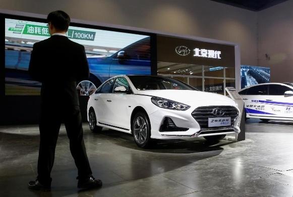Hyundai Motor - tu 'ngoi sao dang len' toi tut doc khong phanh hinh anh