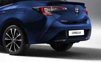 Toyota sap ra mat Corolla 2020 hoan toan moi hinh anh 5