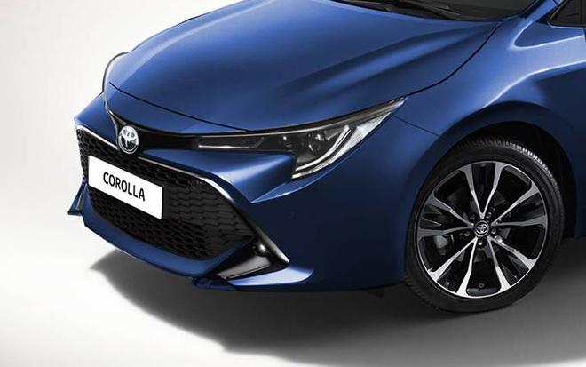 Toyota sap ra mat Corolla 2020 hoan toan moi hinh anh 2
