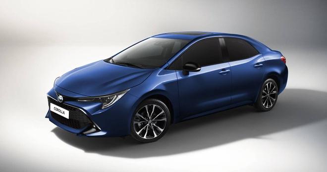 Toyota sap ra mat Corolla 2020 hoan toan moi hinh anh 4
