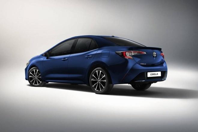 Toyota sap ra mat Corolla 2020 hoan toan moi hinh anh 3