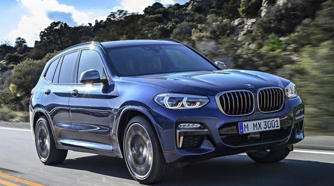 BMW X3 va X5 sap co ban plug-in hybrid dang chu y hinh anh