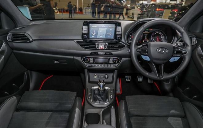 Hatchback the thao Hyundai i30 N moi xuat hien tai Malaysia hinh anh 7