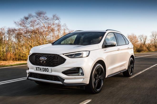 Ban nang cap Ford Edge 2019 nhieu cong nghe hinh anh