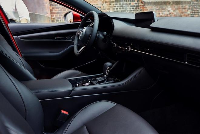 Lo hinh anh chinh thuc dau tien Mazda3 2019 hinh anh 4