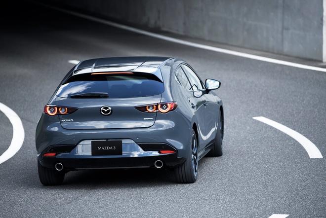 Lo hinh anh chinh thuc dau tien Mazda3 2019 hinh anh 3