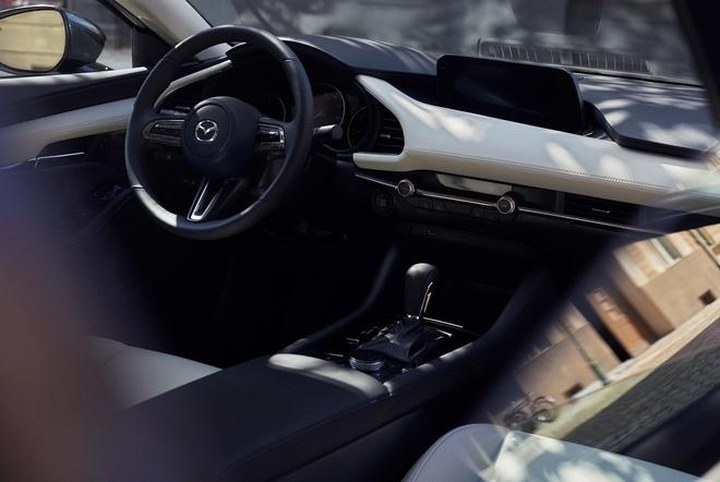 Lo hinh anh chinh thuc dau tien Mazda3 2019 hinh anh 5