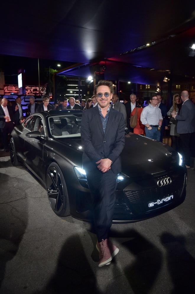 Sieu xe cua Audi dong hanh cung bom tan Avengers 4 hinh anh 2