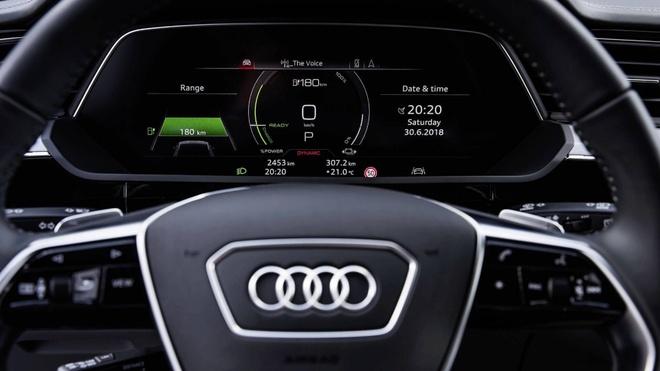 Xe dien tien tien nhat cua Audi gia hon 100.000 USD tai Anh hinh anh 5