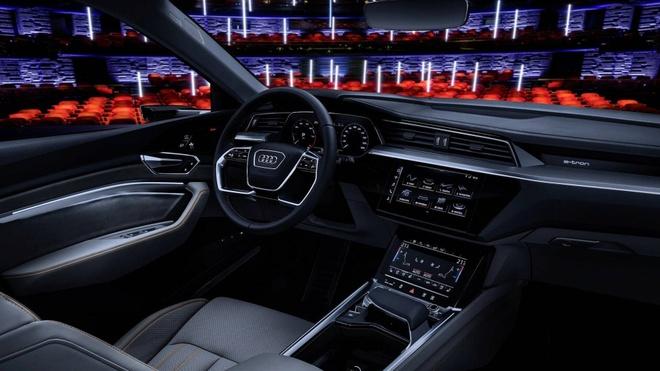 Xe dien tien tien nhat cua Audi gia hon 100.000 USD tai Anh hinh anh 4