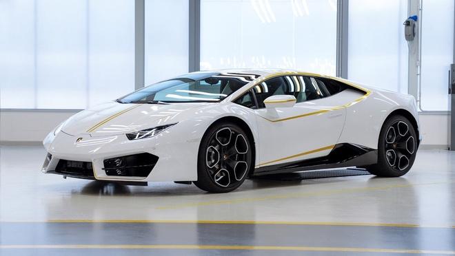 Co hoi so huu sieu xe Lamborghini cua Giao hoang voi 10 USD hinh anh 1