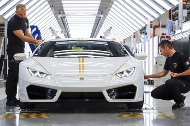 Co hoi so huu sieu xe Lamborghini cua Giao hoang voi 10 USD hinh anh 2