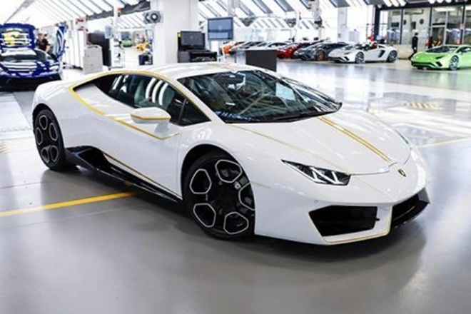 Co hoi so huu sieu xe Lamborghini cua Giao hoang voi 10 USD hinh anh 3