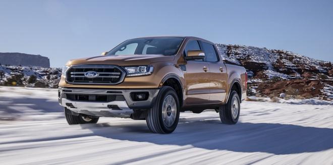 Ford khoe Ranger 2019 tiet kiem nhien lieu hon han doi thu hinh anh 1