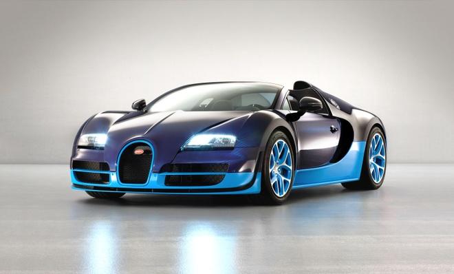 Gia thay binh nhieu lieu Bugatti Veyron mua duoc Audi S3 hinh anh 1