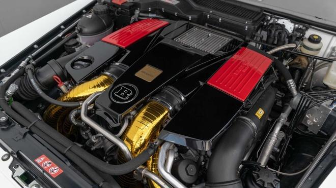 AMG G63 2018 cuc ngau trong ban do Brabus, chi san xuat 10 chiec hinh anh 3