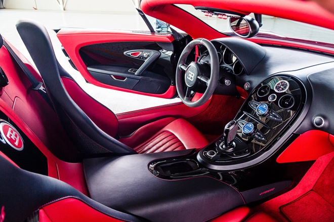 Gia thay binh nhieu lieu Bugatti Veyron mua duoc Audi S3 hinh anh 8