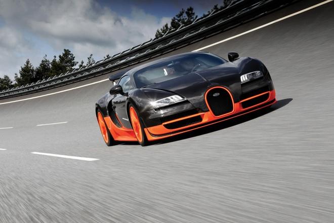 Gia thay binh nhieu lieu Bugatti Veyron mua duoc Audi S3 hinh anh
