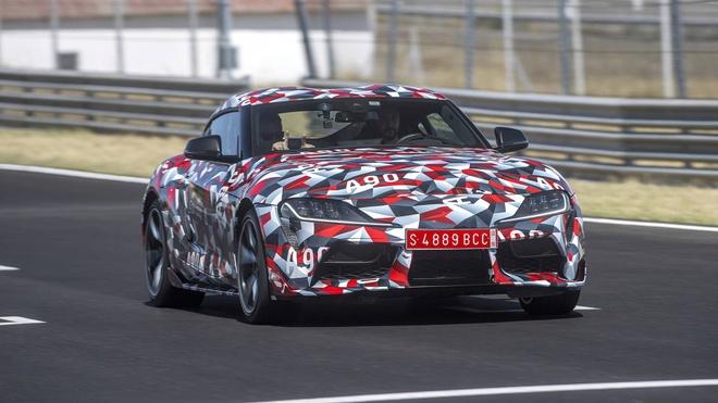 Toyota Supra 2020 se co muc gia 'chap nhan duoc' hinh anh 2