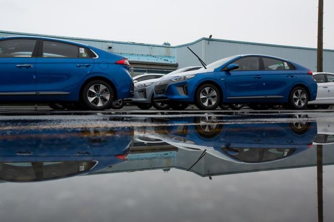 Hyundai xay nha may san xuat xe dien khong lo tai Indonesia hinh anh 2